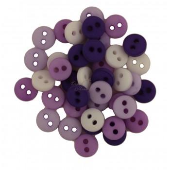 Пуговки Buttons Galore мини, 1355