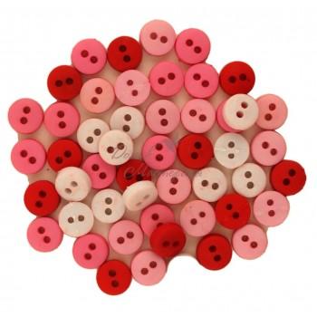 Пуговки Buttons Galore мини, 1357