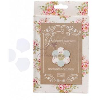 Шаблон для пэчворка цветы, 480932