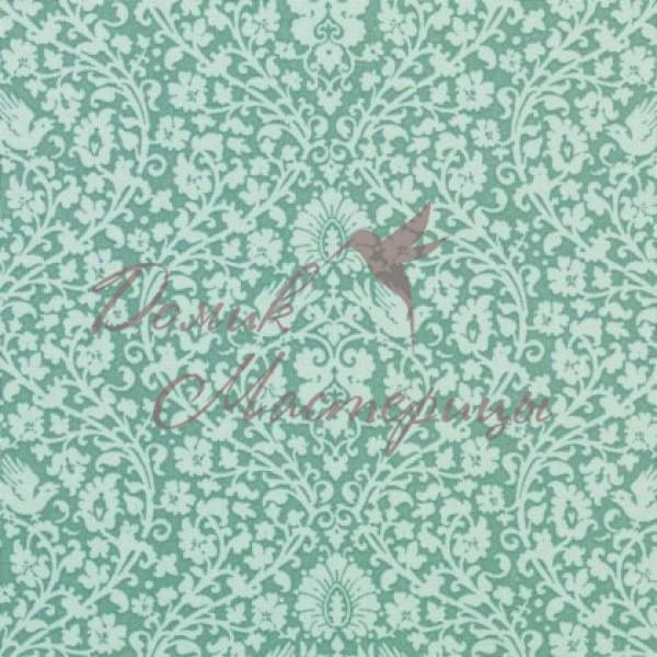 Ткань Addie Teal, 480806