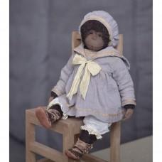 Мастер-класс по обезьянке от Евгении Агафоновой