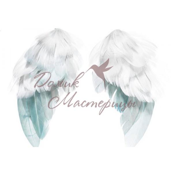 Крылья ангелов Tilda,белые,большие