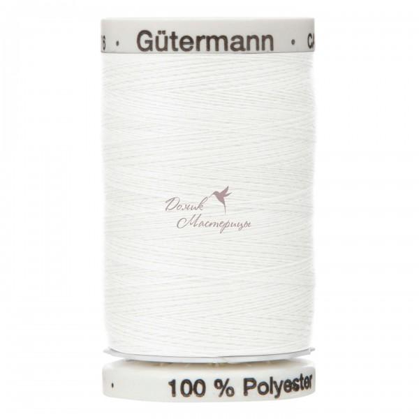 Нить Gutermann суперкрепкая 100м, 111