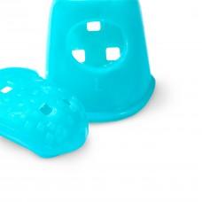 Грейфер для игл, силикон, бирюзового цвета PRYM