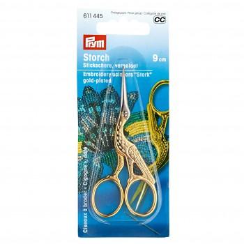 Ножницы для вышивки Аист PRYM, 9 см