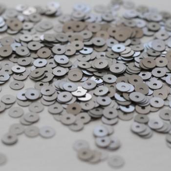 Итальянские пайетки, 4 мм, 9009