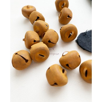 Ржавые бубенчики 15 мм