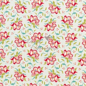 Clown flower linen, 481324
