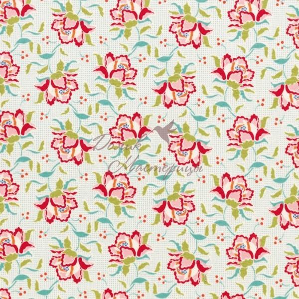 Clown flower linen, 481324