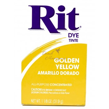 Rit Золотистый (golden yellow)